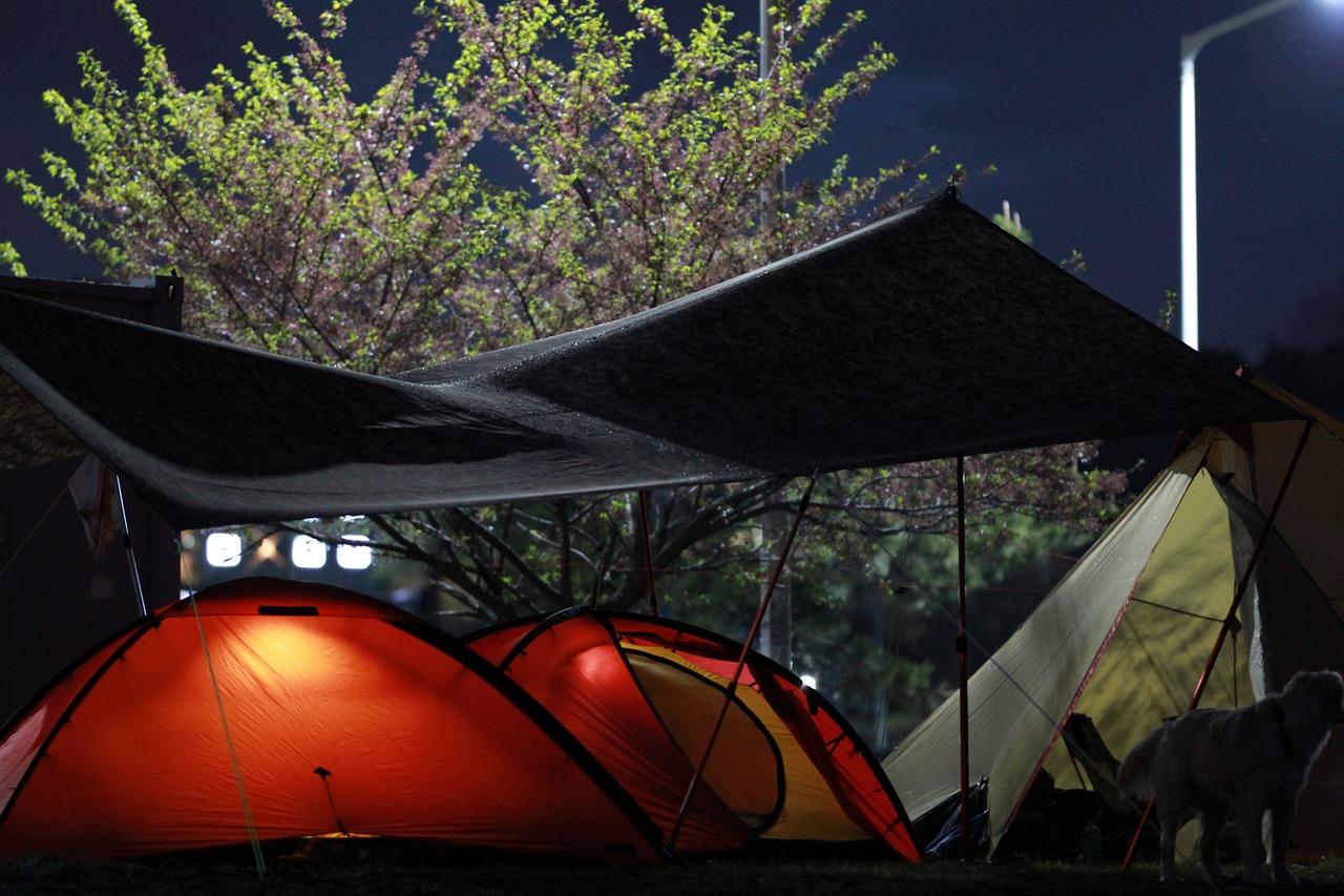 Camping z dziećmi – co zabrać?